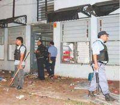 Chaco: 100 acusados por los saqueos