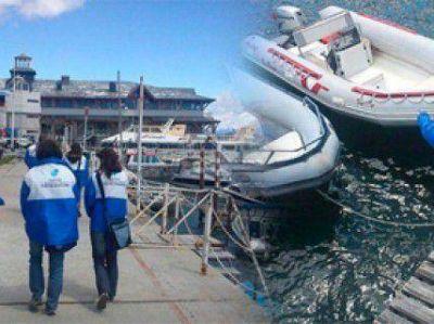 Detectan embarcaciones sin declarar en Bariloche