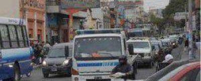 Buscan mejorar la circulación de vehículos en la ciudad
