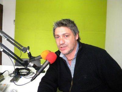 """Claudio Massaccesi: """"Los terrenos que fueron ofrecidos a un mejor precio pertenecen a un particular"""""""