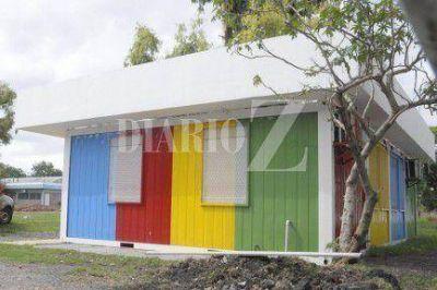 """Llegan las nuevas """"aulas container"""""""