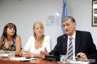 El FAP presentó un proyecto de creación del Consejo Económico, Social y Político