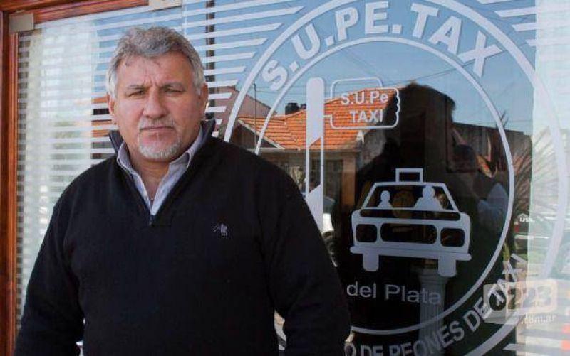 """Taxistas exigieron a la Justicia que sea """"más dura con los delincuentes"""""""