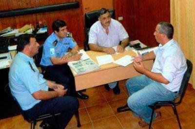 Buscan optimizar la fiscalización en puestos camineros