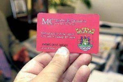 El lunes se reanudará la entrega de tarjetas del boleto electrónico