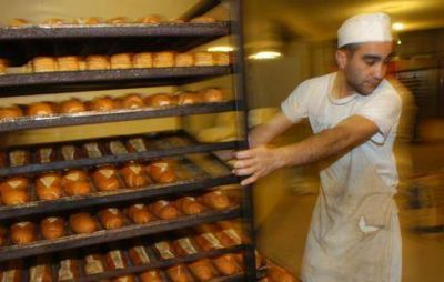 En el horno: deciden cuánto aumentan el pan