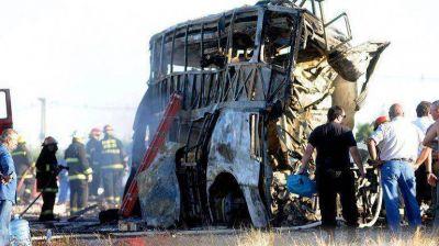 Accidente en Mendoza: la empresa brasileña sostiene que su conductor fue asaltado