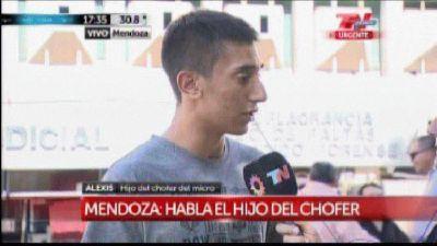 El chofer del micro de la tragedia de Mendoza tenía previsto jubilarse dentro de seis meses