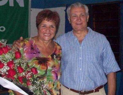 """Olga Centurión: """"Ricardo Ivoskus es nuestro candidato a Intendente para 2015"""""""