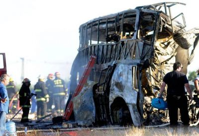 Separaron a nueve policías de la investigación del accidente
