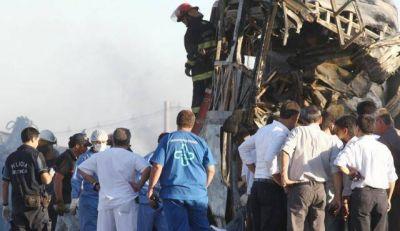 Seguridad entregó material a la Justicia por la tragedia del Este