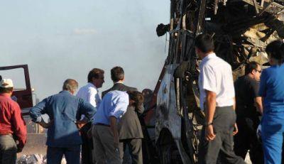 El Gobernador decretó 48 horas de duelo por la tragedia en San Martín