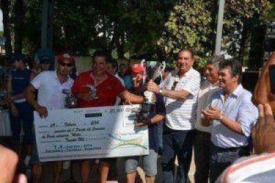 La 13� Fiesta Nacional de la Corvina marco records que ratifican su afianzamiento tur�stico