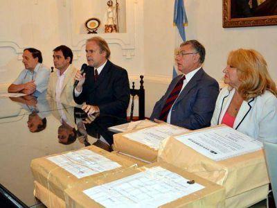 Presentaron cuatro ofertas para la construcción de la Ciudad Cívica
