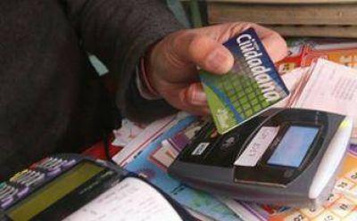 Se normaliza la venta de tarjetas ciudadanas