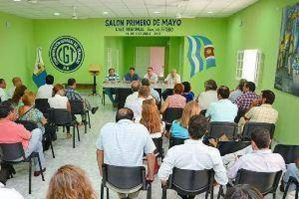 Mesa de Diálogo y de Trabajo: el gobierno se reúne hoy con los gremios docentes