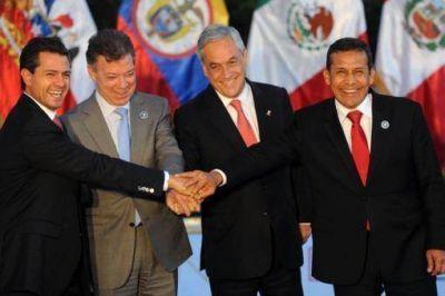 Los presidentes de Chile, Colombia, México y Perú se reunirán para la 8° Cumbre de la Alianza del Pacífico