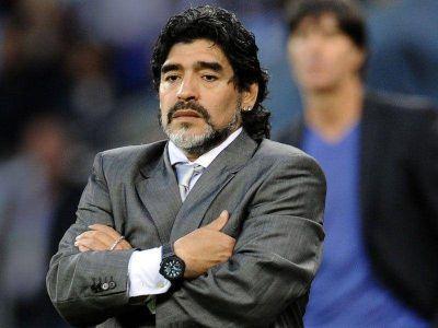 ¿Diego Maradona será papa por sexta vez?