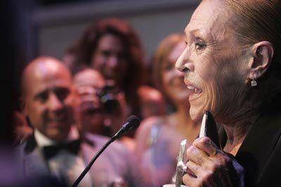 """El Oro para Norma Pons y """"Vale todo"""" la más premiada"""
