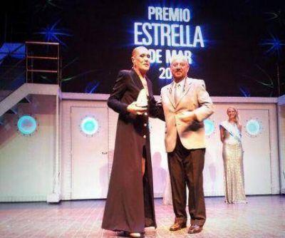 Norma Pons ganó el Estrella de Mar de Oro