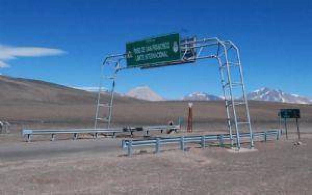 Pavimentarán el Paso de San Francisco del lado chileno