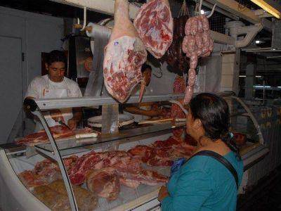"""El precio de la carne est� """"por las nubes"""""""
