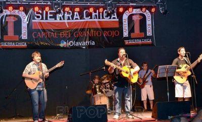 Una banda local, premiada en el Festival de las Sierras
