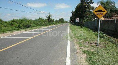 Inauguran el Acceso Norte a Santo Tomé