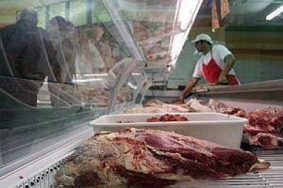 Mientras se espera que baje, siguen los cruces por el precio de la carne