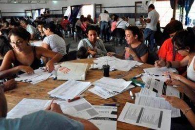 Comenzó el censo obligatorio a cooperativistas del programa Argentina Trabaja