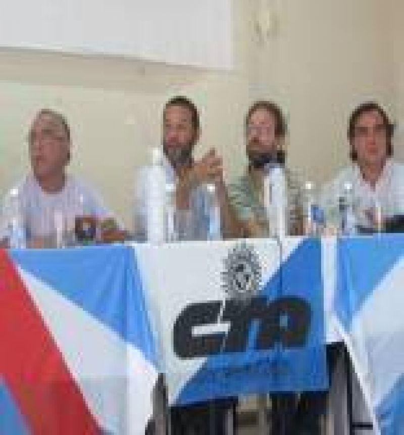 La CTA realizar� un plenario en Col�n para definir acciones gremiales