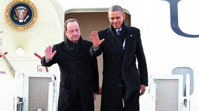 La vida personal de Hollande marca su visita a EE.UU.