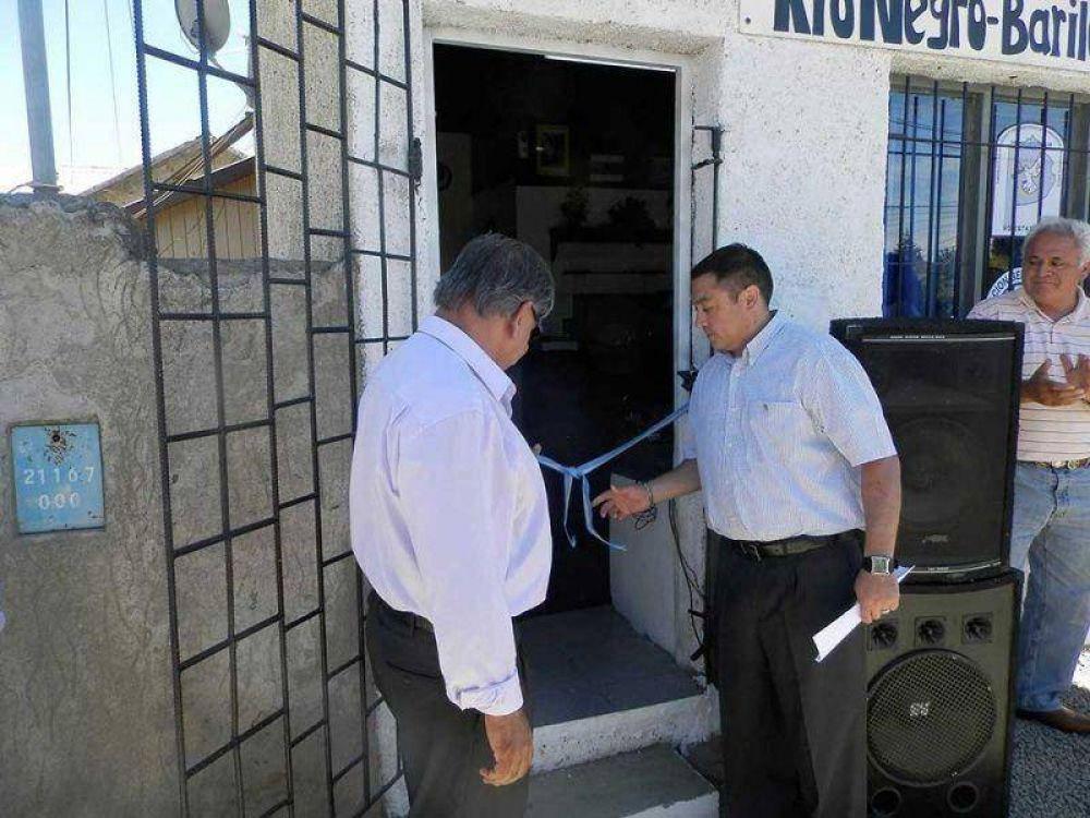 Inauguraron sede del sindicato de policías y penitenciarios