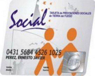 Gobierno anunci� que restituir� la Tarjeta Social una vez presentada la certificaci�n negativa de ANSES