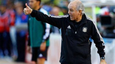 "¿Sabella 'baja' otra vez a Tevez? ""Es difícil que haya una sorpresa en la lista del Mundial"""