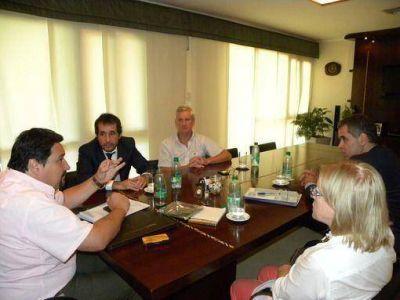 Misiones y Buenos Aires trabajar�n de manera reciproca por el cuidado del medio ambiente y desarrollo forestal
