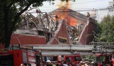 Crearían una comisión investigadora por el incendio de Barracas