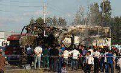 Tragedia en la ruta 7: la UCR quiere explicaciones y Cornejo dice que Pérez se preocupa por lo trivial