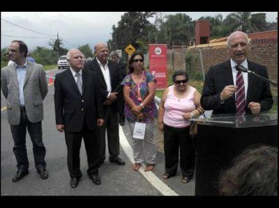"""""""Seguiremos reclamando por la construcci�n del nuevo puente"""""""