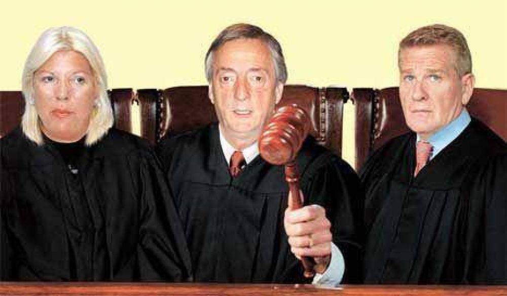 La campaña se dirime en Tribunales: prefieren las denuncias al debate
