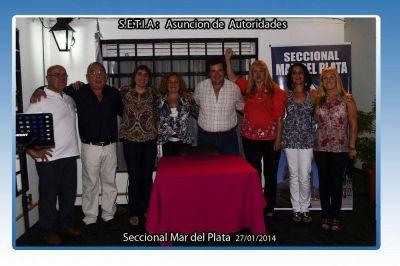 S.E.T.I.A: Asunción de Autoridades