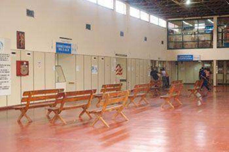 Se desarrolló la primera jornada de paro en el Hospital San José