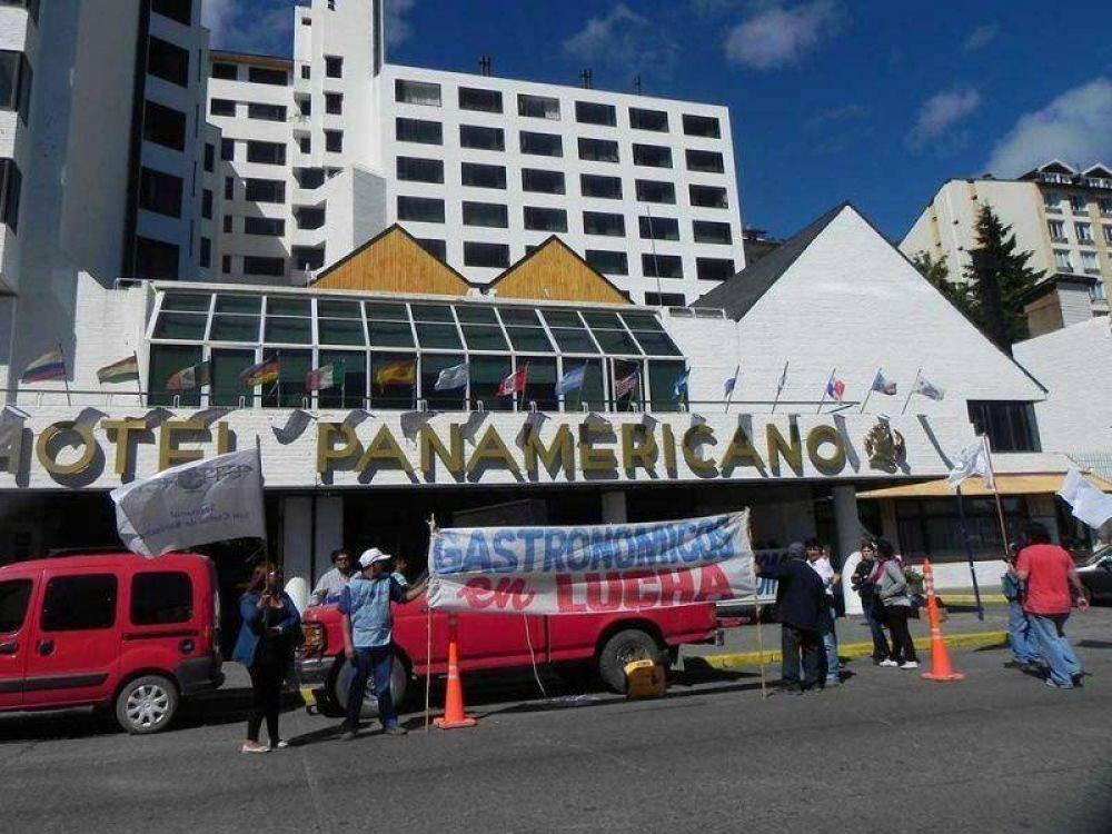 UTHGRA reclama la contratación de 25 trabajadores en el hotel Panamericano