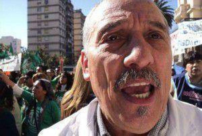 """Gremios de Jujuy endurecen su postura: """"nosotros no vamos a aceptar ese tipo de imposición ni techo, vamos a dar pelea"""""""