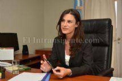 """Pamela Caletti: """"Salta tiene que ser tierra hostil para lo que les venden droga a los chicos"""""""