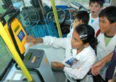 Mañana la Municipalidad de Salta lanzará oficialmente el Boleto Solidario Estudiantil