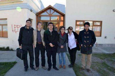 Una fueguina representa a Tierra del Fuego en un Programa de formación en Estados Unidos
