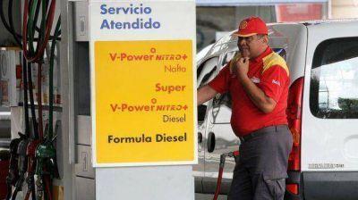 Shell morigera sus aumentos a partir de este jueves