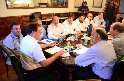 Se reunió el nuevo gabinete rionegrino