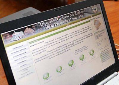 Río Negro: Se reanuda la actividad en el Registro del Inmueble